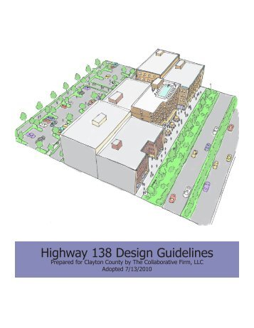 Highway 138 Design Guidelines - Clayton County Government.