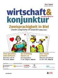 Wirtschaft & Konjunktur - Bieler Tagblatt