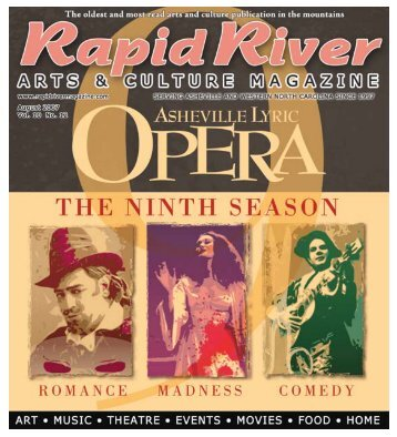 august 2007 - Rapid River Magazine