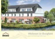 Wohnen in Borgfeld - Brebau