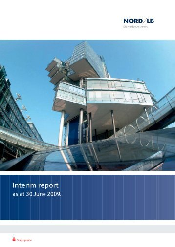 Interim Report as at 30 June 2009 (PDF - NORD/LB