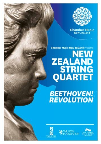 BEETHOVEN! - Chamber Music New Zealand