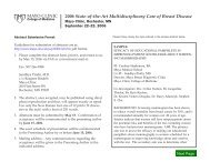 CME Web Only Form - Abstract Submission-Breas ... - Mayo Clinic