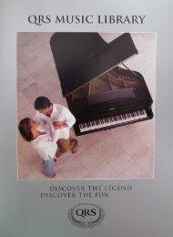 Digital Hymnal II Master Index for PDF pub - QRS Music