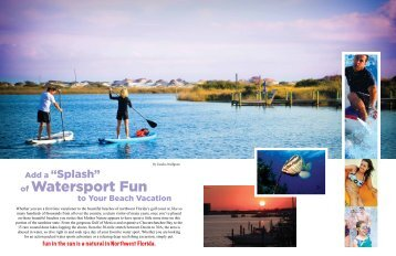 of Watersport Fun - Beaches, Resorts & Parks