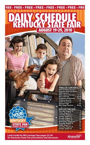 Missouri state fair dates