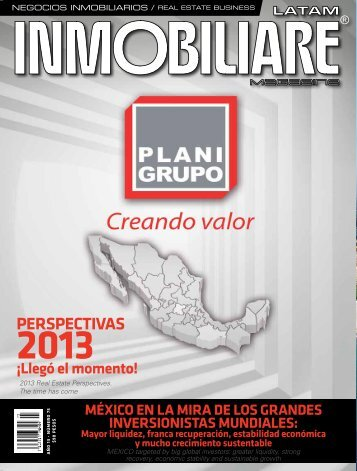 PersPectivas 2013 - Inmobiliare