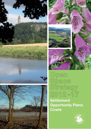 Settlement Opportunity Plans Cowie - Stirling Council