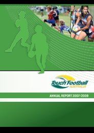 Chief Executive Officer Report - Australian Sports Commission