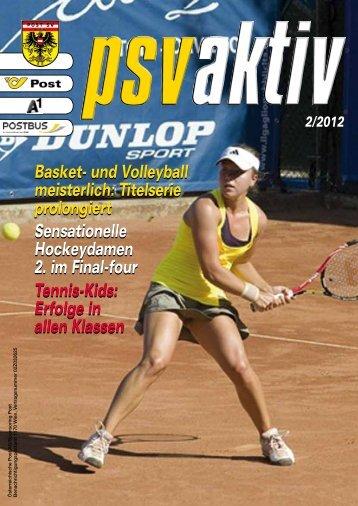psv aktiv 2/2012 - Post SV Wien