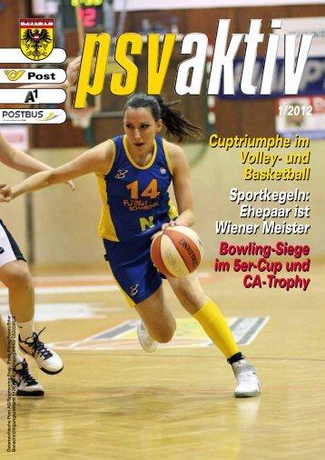 psv aktiv 1/2012 - Post SV Wien