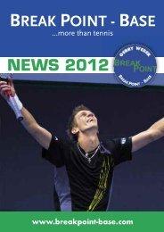 NEWS 2012 - Break Point