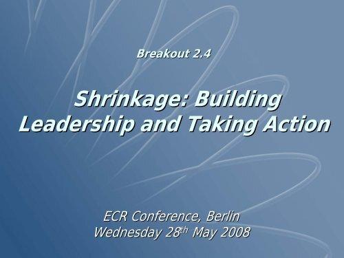 Success Factor - ECR Community