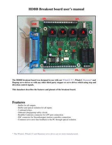 breakout board manual pdf cnc zone rh yumpu com Breakout Board Wiring Momo's Breakout Board