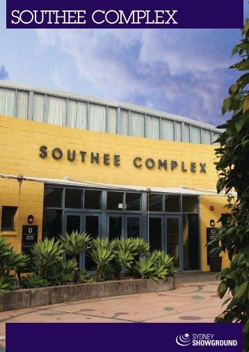 SOUTHEE COMPLEX - Sydney Showground