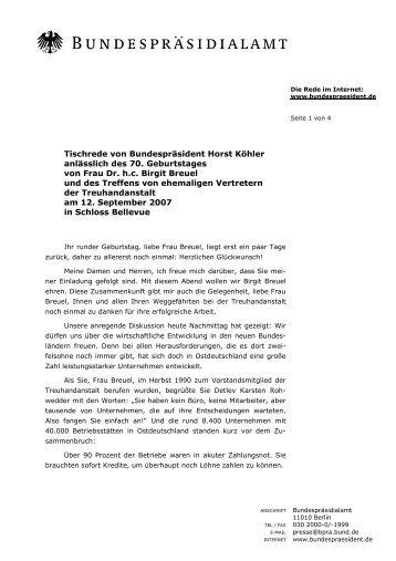 2007-09-12-Birgit Breuel - Bundespräsident