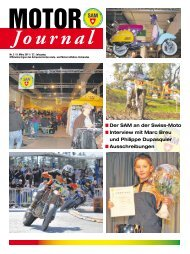 SAM Motor Journal 2011/03