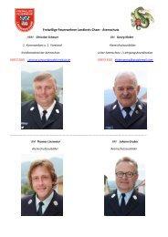 Freiwillige Feuerwehren Landkreis Cham - Atemschutz