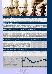 FIXPLUS Garant - L&M Investment