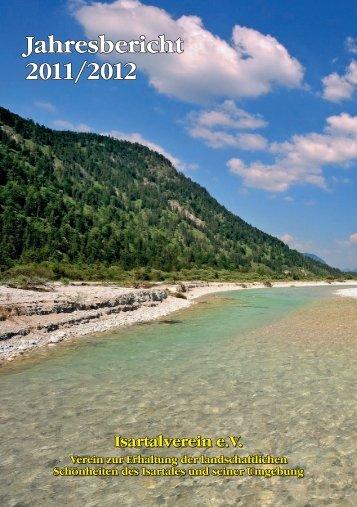 Jahresbericht 2011/2012 - Isartalverein eV