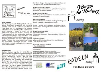 RADELN - Odenwald
