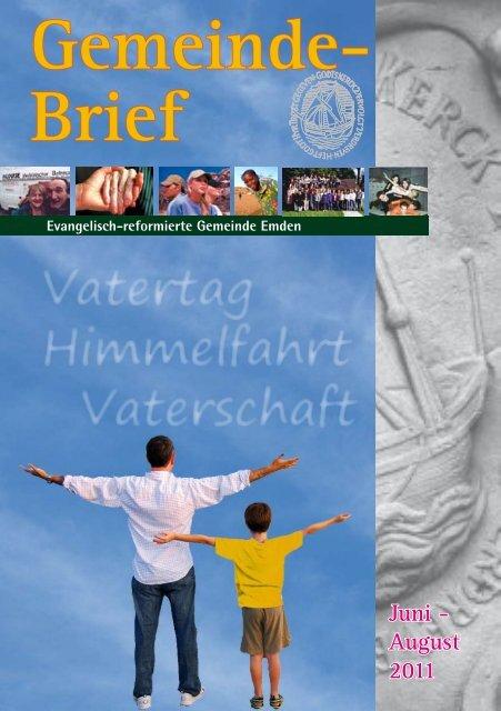 Gemeindebrief 02/2011 - Evangelisch-reformierte Kirche