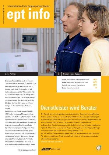 ept info - ERDGAS partner team