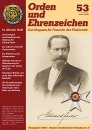 PDF Download - Deutsche Gesellschaft für Ordenskunde