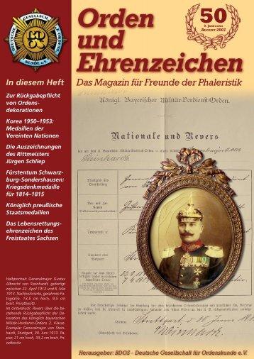 Es blieb nur das Papier – zur Rück - Deutsche Gesellschaft für ...