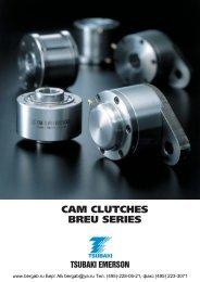 Cam Clutches BREU-series