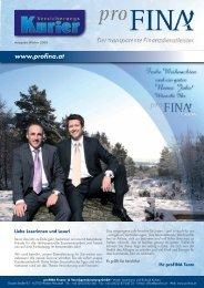 Winter 2009 - proFINA