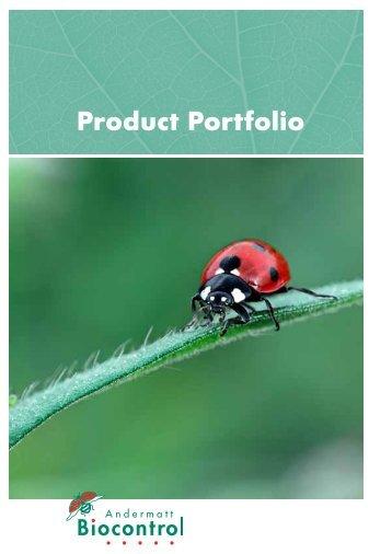 Export products - Andermatt Biocontrol - Andermatt Biocontrol AG