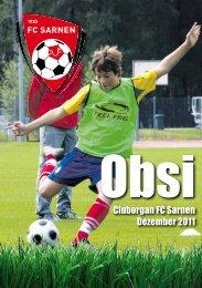 Hopp Sarnen!!! - FC Sarnen