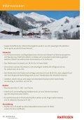 Volksmusiksommer 2013 - St. Antönien Tourismus - Seite 5
