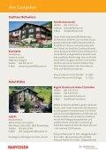 Volksmusiksommer 2013 - St. Antönien Tourismus - Seite 6