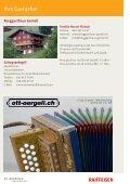 Volksmusiksommer 2013 - St. Antönien Tourismus - Seite 7