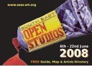 2008 - South East Open Studios