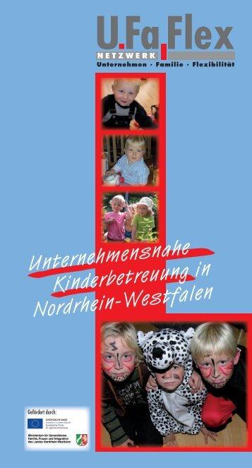 UFaFlex - Aktionsplattform Familie@Beruf.NRW