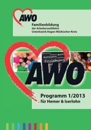 hemer - AWO Unterbezirk Hagen-Märkischer Kreis