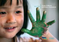 Torbay Childcare Sufficiency Assessment - Torbay Council