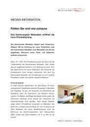 Medienmitteilung_Eröffnung Privatstation - Kantonsspital Nidwalden