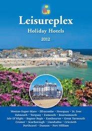 Seabank Hotel - Leisureplex Hotels