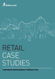 British Land Retail case studies - Open site which contains PDF