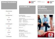 Aus- und Fortbildung - Deutsches Rotes Kreuz | Kreisverband Rhein ...