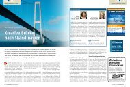 Kreative Brücke nach Skandinavien - Nord-Handwerk