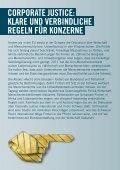 KlARE UND vERBINDlIcHE REGElN füR KONzERNE - Recht ohne ... - Seite 2