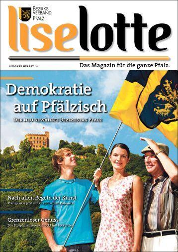 Demokratie auf Pfälzisch - Bezirksverband Pfalz
