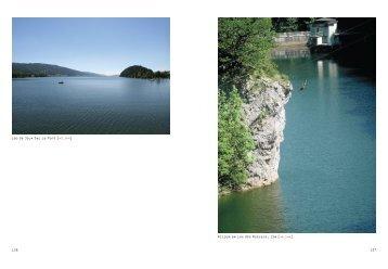 Lac de Joux - PIED À LA LUNE