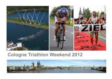 INTERNATIONALE/NATIONALE ... - Cologne Triathlon