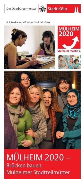 Weitere Informationen finden Sie in unserem Flyer. [ PDF - Stadt Köln